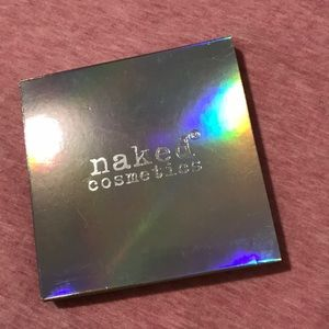 Naked cosmetics hlolgraphic highlghter collection